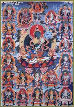 21 Taras Empowerments / Oct 1-8, 2009 —– Coming Soon!  Ewam Choden Tibetan Buddhist Center